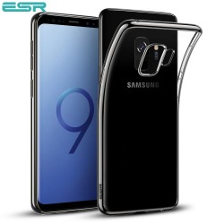 Husa slim ESR Essential Twinkler Samsung Galaxy S9, Black