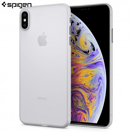 Spigen iPhone XS Max Case AirSkin, Soft Clear