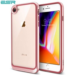 Carcasa ESR Bumper Hoop iPhone 8 / 7, Rose Gold