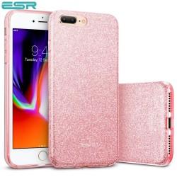 ESR Makeup Glitter case for iPhone 8 Plus / 7 Plus, Rose Gold