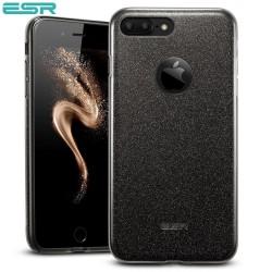 ESR Makeup Glitter Sparkle Bling case for iPhone 8 Plus / 7 Plus, Black
