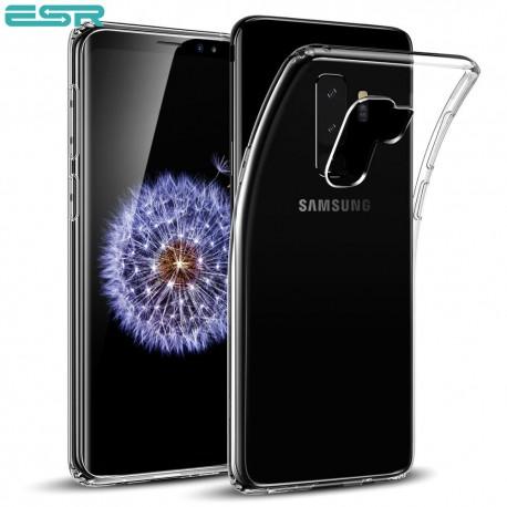 Husa slim ESR Essential Zero Samsung Galaxy S9 Plus, Clear White