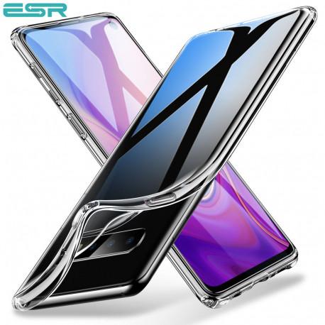 ESR Essential Zero slim cover for Samsung Galaxy S10, Clear