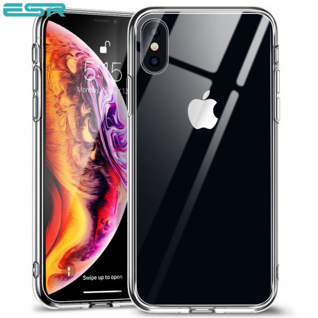 ESR Mimic case for iPhone XS / X, Clear