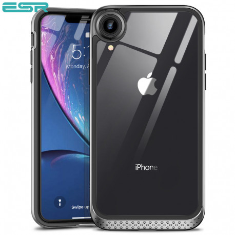ESR Bumper Hoop case for iPhone XR, Black