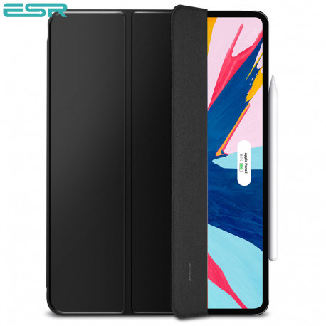 Carcasa ESR Yippee Color Magnetic iPad Pro 12.9 inchi 2018, Black