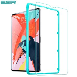 Folie sticla securizata ESR, Tempered Glass iPad Pro 12.9 inchi 2018