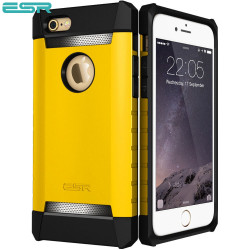 ESR Hero Alliance case for iPhone 6s / 6, Yellow