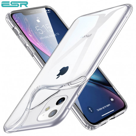 Husa slim ESR Essential Zero iPhone 11 Pro, Clear