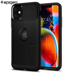 Carcasa Spigen iPhone 11 Slim Armor, Black