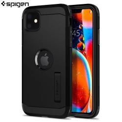 Carcasa Spigen iPhone 11 Case Tough Armor, Black