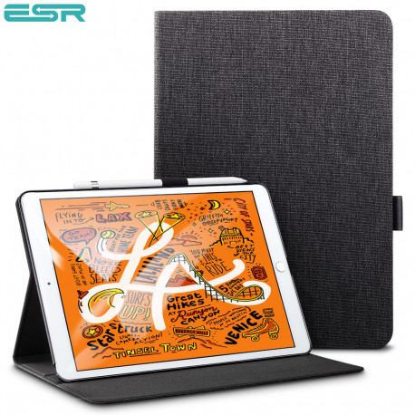 Carcasa ESR Simplicity iPad mini 5 2019, Black