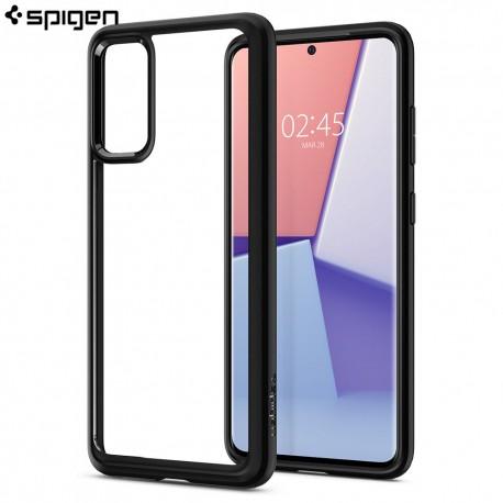 Carcasa Spigen Samsung Galaxy S20 Case Ultra Hybrid, Black