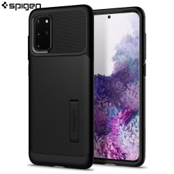 Carcasa Spigen Samsung Galaxy S20 Plus Case Slim Armor, Black