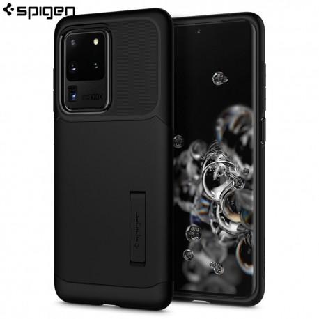 Spigen Samsung Galaxy S20 Ultra Case Slim Armor, Black