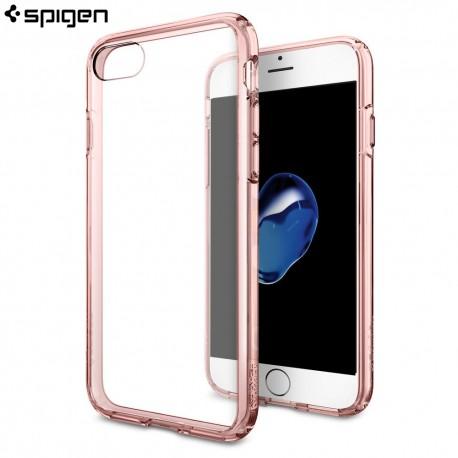 SpigeniPhone 7 Case Ultra Hybrid Rose Crystal