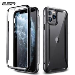 Carcasa ESR Hybrid Armor 360 iPhone 11 Pro Max, Black Frame