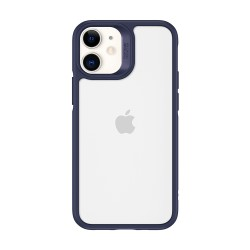 Carcasa ESR Ice Shield iPhone 12, Blue