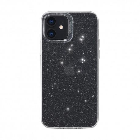 Carcasa ESR Shimmer iPhone 12, Clear