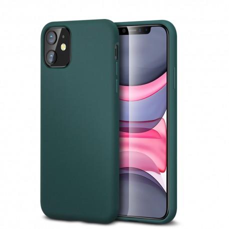 Carcasa ESR Cloud Yippee iPhone 12, Mint Green
