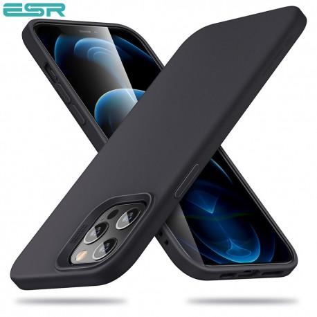 ESR Cloud - Black Case for iPhone 12/12 Pro