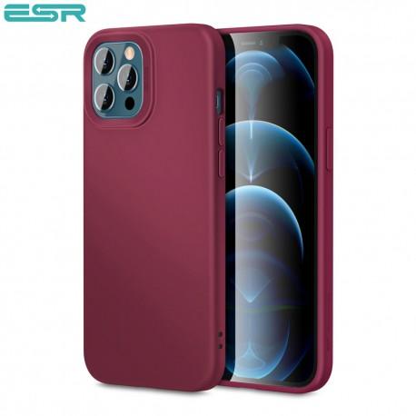 ESR Cloud - Redwine Case for iPhone 12/12 Pro