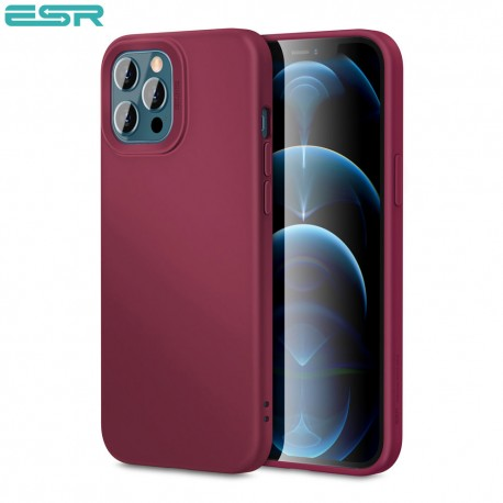 ESR Cloud - Redwine Case for iPhone 12 Pro Max