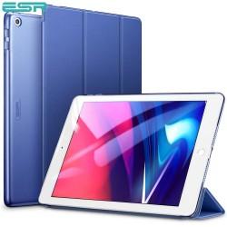 Carcasa ESR Yippee Color iPad 9.7 inchi 2017 / 2018, Navy Blue